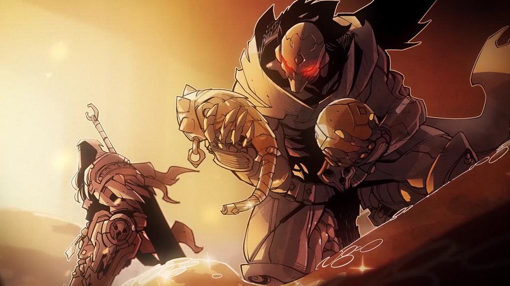Animowane zdjęcie - Darksiders Genesis