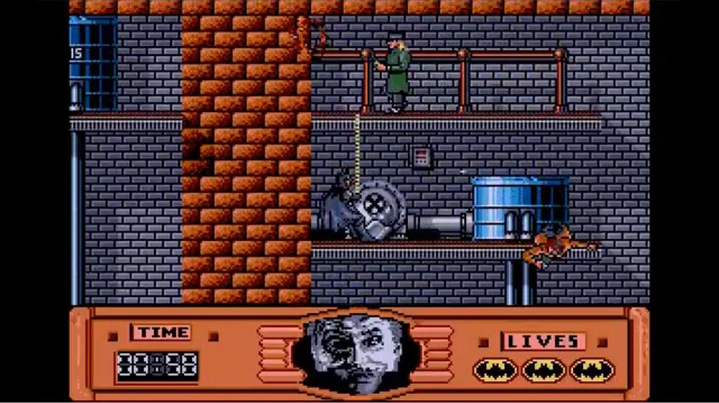 Batman: The Movie - poziom nr. 1